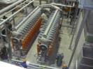PM-7 (Hamburger Hungary) papírgép, centrifugál tisztítók 2.
